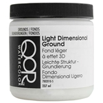 QoR Light Dimensional Ground - 237ml Jar