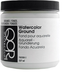 QoR Watercolor Ground - 237ml Jar