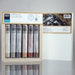 R&F Pigment Stick Sets - Metallic Set of 6