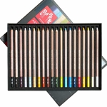 Caran d'Ache Set of 20 Pastel Pencils