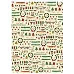 "Cavallini Decorative Paper - Christmas Fete 20""x28"" Sheet"