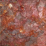 "Jaja Metallic Paper 14""x20"" Sheet - Jaja Red Earth"
