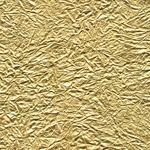 "Metallic Momi Paper - Gold 21""x30"" Sheet"
