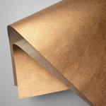 "Metallic Mulberry Paper - Copper 25""x37"" Sheet"