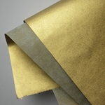 "Metallic Mulberry Paper - Gold 25""x37"" Sheet"
