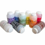 Jack Richeson Tempera Powder Paint - Complete Set of 9