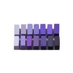 Terry Ludwig Pastels - Most Requested Violets Set of 14