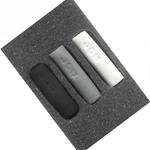 Henri Roche Half Stick 3 Piece Grey Set