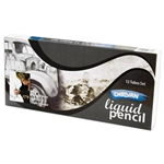 Derivan Liquid Pencil 12 Tube Set