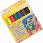 Jack Richeson PlayColor Pocket Tempera Thin Poster Paint - 6 Colors