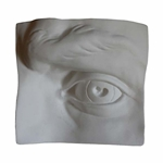 Plaster Cast Eye