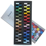 Schmincke Finest Soft Pastels Set of 50 Half Sticks