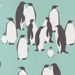 Holiday Penguins Paper- 19x26 Inch Sheet