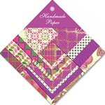 Shizen Handmade Paper Assortments - Square Packs