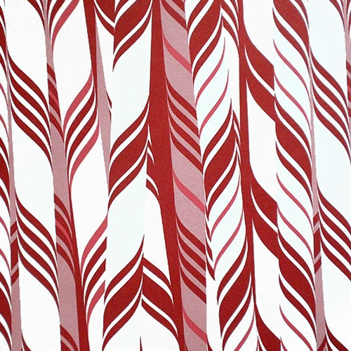 holiday paper wrap candy cane paper 19 x26 sheet