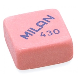 Milan Large Synthetic Rubber Eraser