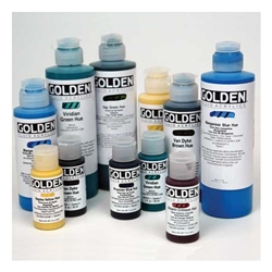 Golden Fluid Historical Acrylics