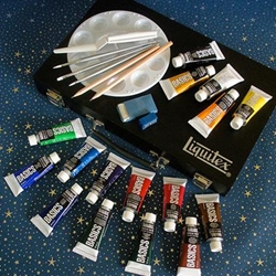 Liquitex Basics Acrylic Paint Set - 16