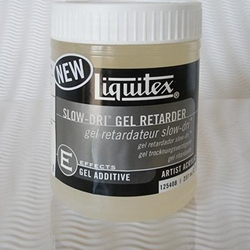 Liquitex Slow-Dri Gel Retarder