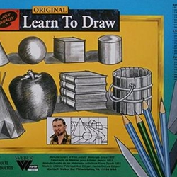 Jon Gnagy Original Learn to Draw Kit