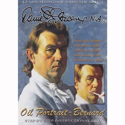 Daniel Green Oil Painting DVD: Bernard