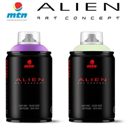 Montana Alien Series Spray Paint
