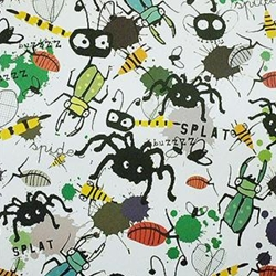 Splat! Big Bugs! Paper - 20x27 Inch Sheet