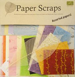 Mountain Valley Paper Scraps- Thai Paper Scrap Pack