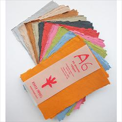 Khadi Paper Packs from India
