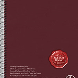 AquaBee Super Deluxe Sketch Book