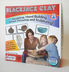 Blackjack Clay 5lb Box