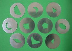 Makins Professional Ultimate Clay Extruder- Disc Set B