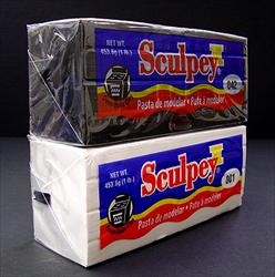 Sculpey II One Pound Bulk Bars