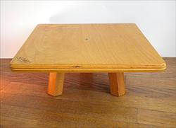 Mabef Sculpture Trestle Table M/37