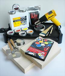 Hot Cakes Deluxe Gift Set from Enkaustikos