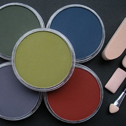 Pan Pastel Set of Five Extra Dark Shades