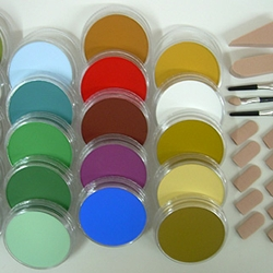 Pan Pastel Set of 20 Landscape Colors