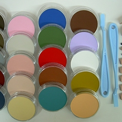 Pan Pastel Set of 20 Portrait Colors