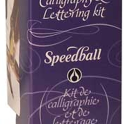 Speedball Calligraphy Kit