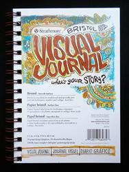 Strathmore Visual Journal - Smooth Bristol Paper