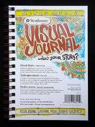 Strathmore Visual Journal - 90lb Mixed Media Paper