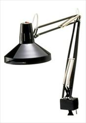 ALVIN Combination Swing-arm Task Light White