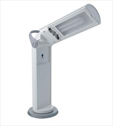 Daylight Twist Portable Lamp (White)