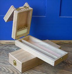 Artist's Easel Brush Box