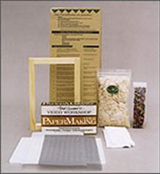 Arnold Grummer's Papermaking Kit and DVD