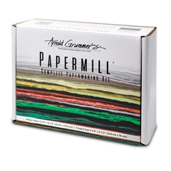 Arnold Grummer's Papermill Complete Papermaking Kit with DVD