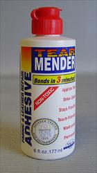 Tear Mender Crafting Adhesive 6 oz (177 ml) Bottle