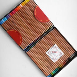 Gioconda 48 Pastel Pencil Set in a Metal Tin