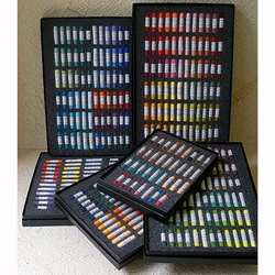 Unison Complete Set of All 402 Handmade Soft Pastels