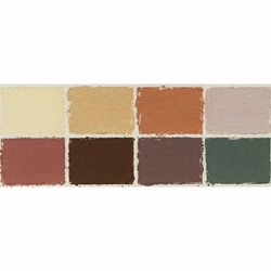 Unison Mediterranean Portrait Tones Set of 8